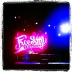 Freestyle Session, Club Nokia