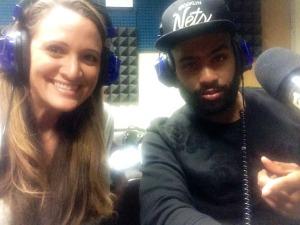 Michelle Rozzen & Vernon Burris on JENeration Radio