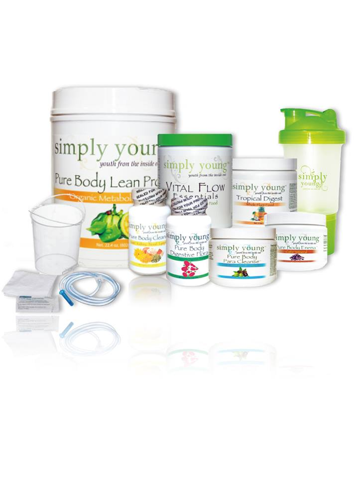 Simply Young Cleanse